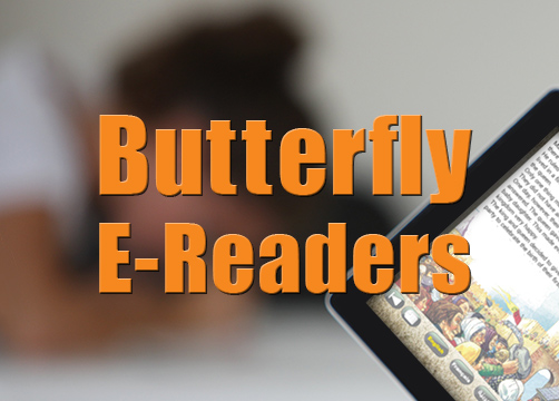 E-stories, Butterfly E-Readers